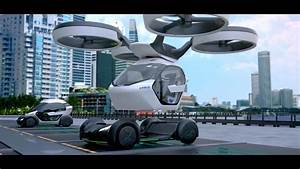 Voiture Volante Airbus : airbus group italdesign pop up modular vtol flying car concept 1080p youtube ~ Medecine-chirurgie-esthetiques.com Avis de Voitures