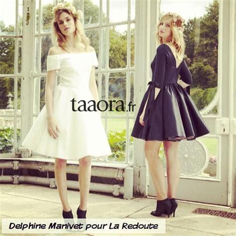 la redoute robe de mariée mariage les robes de t 233 moin delphine manivet pour la redoute taaora mode tendances