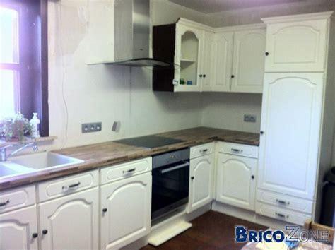 comment peindre les murs d une cuisine peindre une cuisine en chene