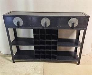 Console De Cuisine : consoles en metal style loft sur mesures ~ Teatrodelosmanantiales.com Idées de Décoration