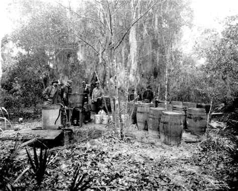 florida memory men gathered  moonshine