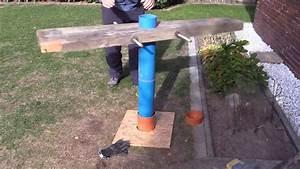 Brunnen Selber Bohren : brunnenbohren von hand zur bew sserung teil 1 schritt f r ~ A.2002-acura-tl-radio.info Haus und Dekorationen
