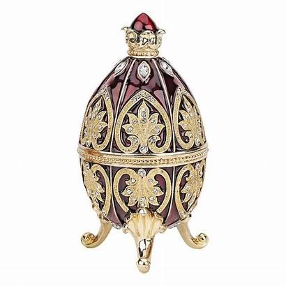 Faberge Egg Eggs Alexander Palace Enameled Easter