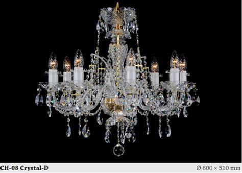 lead chandeliers bohemian preciosa 30 pbo lead