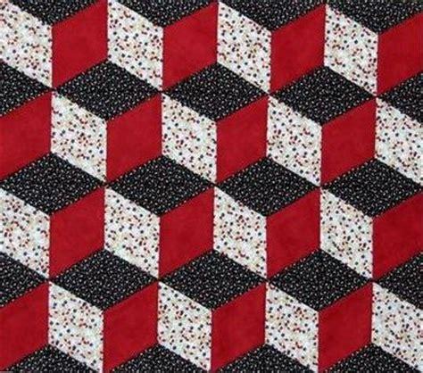 tumbling block quilt pattern template tumbling block quilt pattern free quilt patterns