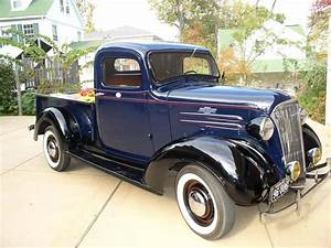 1937 Chevrolet Half Ton Pickup Truck