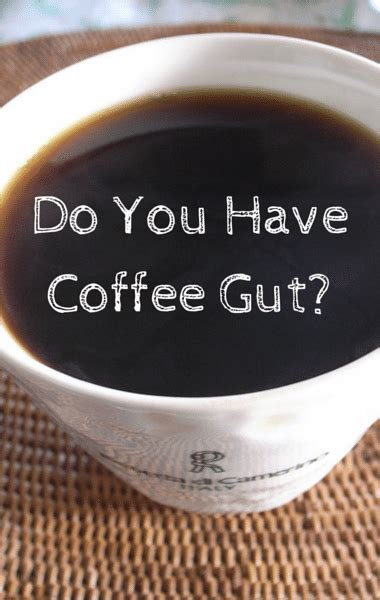 This can stimulate your digestive tract, potentially leading to abdominal bloating and gas, according to the university of michigan health system. Dr Oz: Heartburn, Bloating & Coffee Gut + Home Remedies & Relief