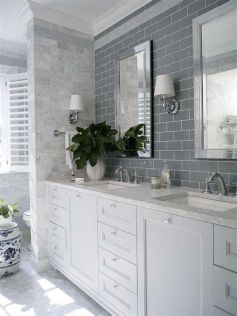 subway tile ideas for bathroom 23 amazing ideas for bathroom color schemes