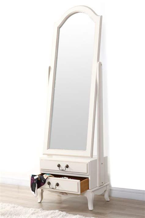 miroir psych 233 baroque bois blanc miroir miliboo ventes pas cher