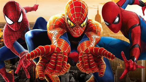 All The Spider-man Films Ranked From Worst To Best.