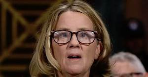 Christine Blasey Ford will not pursue further action ...