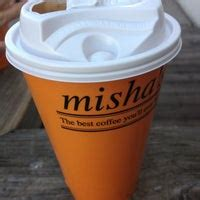 Misha's also offers pastries, cakes and other baked items. Misha's Coffee - Old Town - Alexandria, VA