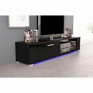 Meuble Tv Living : living meuble tv id es de d coration int rieure french ~ Teatrodelosmanantiales.com Idées de Décoration