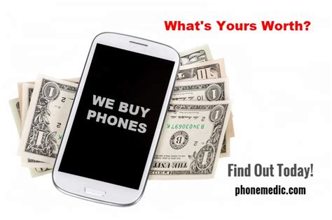 where can i sell my phone how to sell my cell phone phonemedic