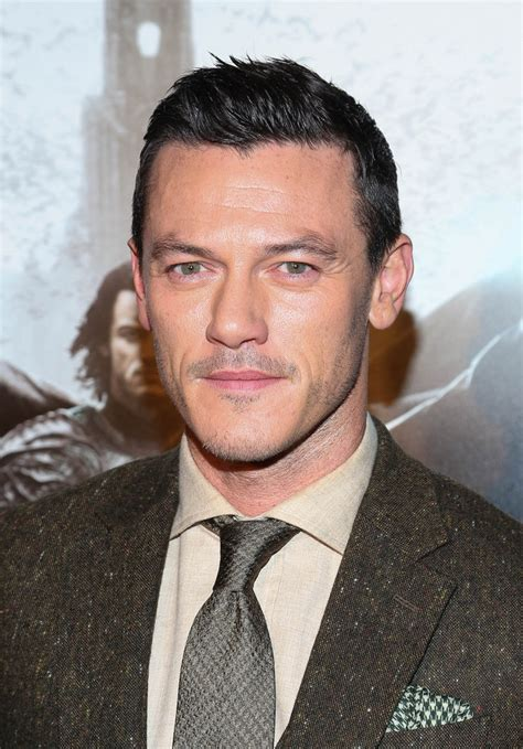 Actor Luke Evans Tells Of Making Dracula Untold