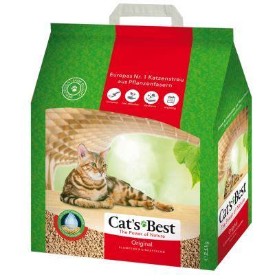 cat s best öko plus katzenstreu cat s best 214 ko plus original katzenstreu g 252 nstig zooplus