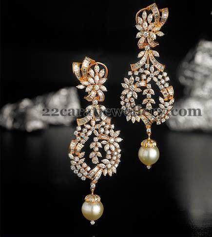 jewellery designs unique fancy earrings