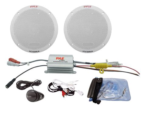 Waterproof Ipod Speakers For Boat by Get 2018 S Best Deal On Pyle Plmrkt2a Marine Stereo System