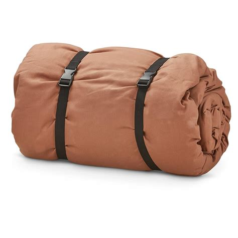 guide gear legacy canvas sleeping bag 20 degree 623512