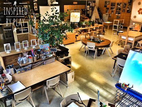 a reggio inspired classroom design kinderland tour part 400 | kinderland view 1