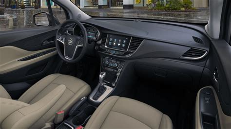 2018 Buick Encore Interior Colors  Gm Authority