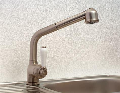 robinet cuisine solde robinetterie rétro mitigeur d 39 évier à douchette vieux