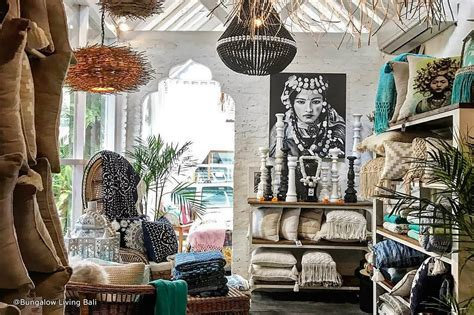 homeware  furniture shops  bali bali magazine