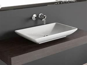 Aufsatz Waschtisch Unterbau : aufsatz waschtisch unterbau simple duravit luv stehend fr ~ Indierocktalk.com Haus und Dekorationen