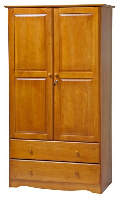 Solid Wood Wardrobe Closet by 100 Solid Wood Smart Wardrobe Armoire Closet