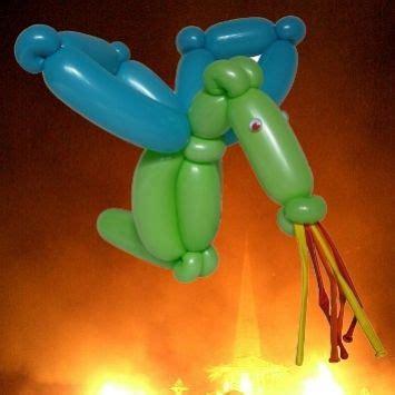 balloon dragon ballon fete enfant enfant