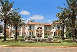 18 Acre Mediterranean Riverfront Estate In Covington