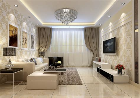 modern wallpapers  living rooms