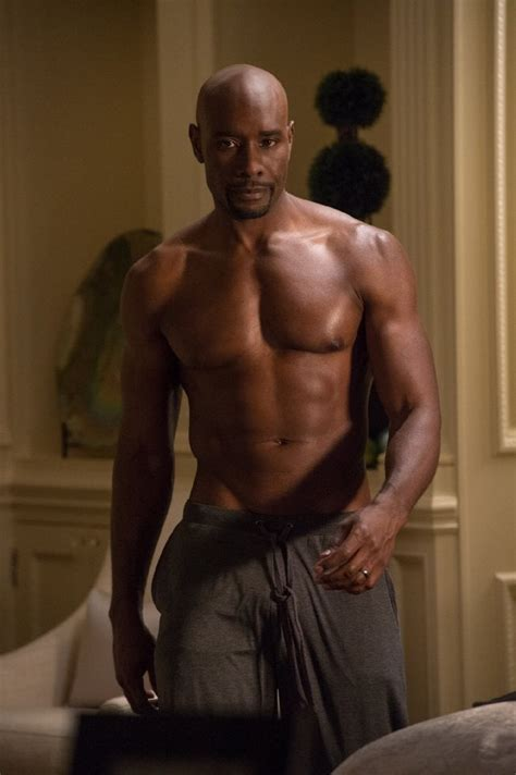 Morris Chestnut The Best Man Holiday Hot Shirtless Guys In Movies Popsugar Entertainment