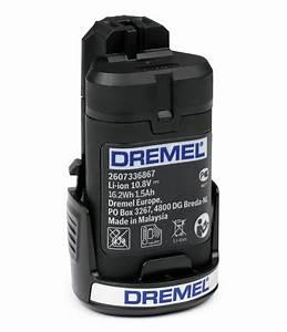 Dremel Sans Fil : batterie rechargeable 875 dremel 8200 8300 sans fil ~ Premium-room.com Idées de Décoration