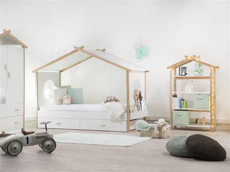 cabane pour chambre cabane enfant chambre diy un lit cabane pour une chambre