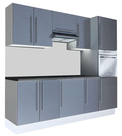meuble cuisine avec ier int r awesome modele de placard pour cuisine en aluminium images