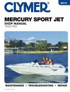 Mercury Sport Jet  1993