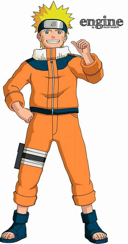 Naruto Deviantart Masonengine Uzumaki Kid Manga Cool