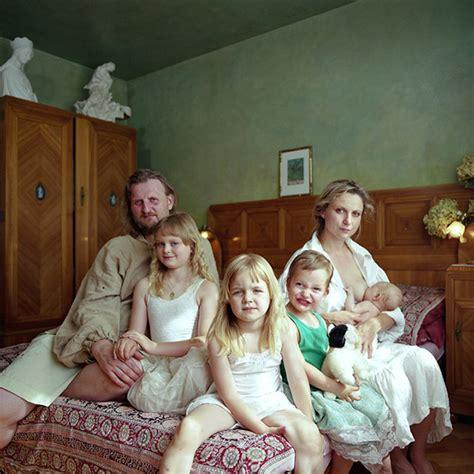photographer explores  lifestyles  integrating