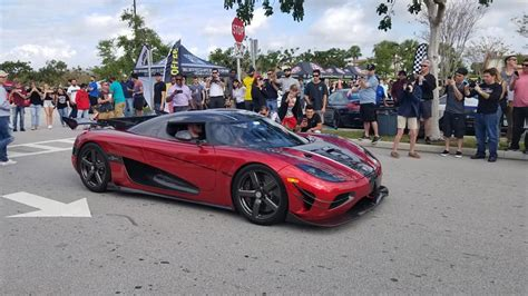 See below for the 2021 list of events. Cars & Coffee Palm Beach March 2018 Recap