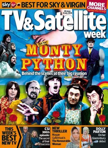 tv magazine gratuit tv satellite week magazine 28th june 2014 subscriptions pocketmags
