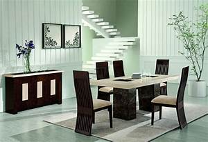 Contemporary Strasbourg Dining Table Design for Home