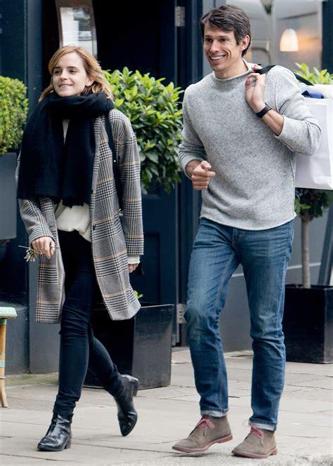 Emma Watson Splits With Boyfriend Mack Knight Marie