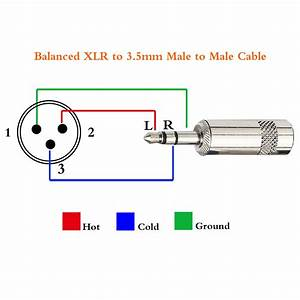 4 Pole 35mm Jack Wiring Diagram
