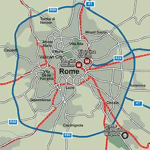 Map Of Rome Rome Map Rome City Centre Map Pictures to pin