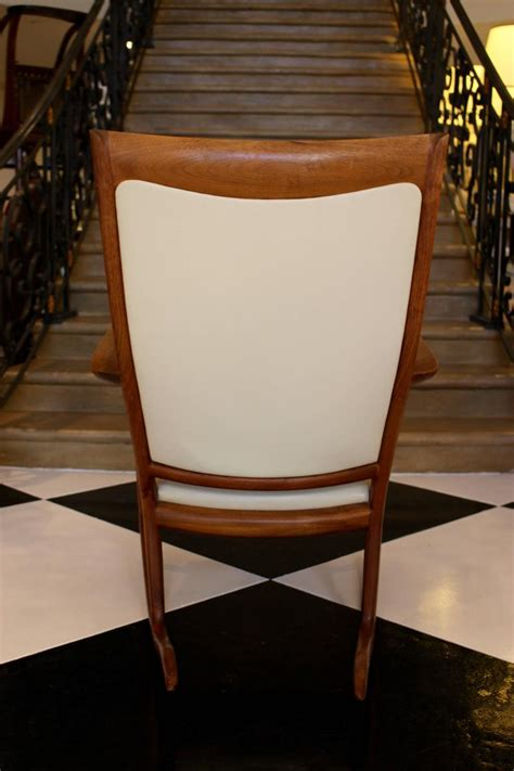 a beautiful sam maloof rocking chair for sale at 1stdibs