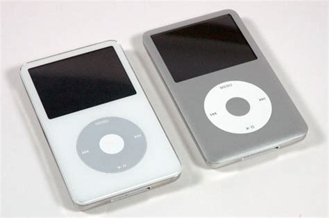 The Apple Ipod Nano And Classic Disassembled