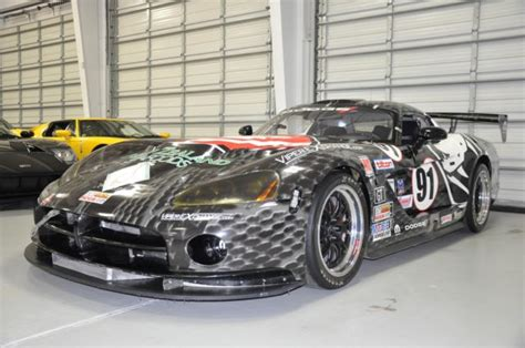 2005 Dodge Viper Competition Coupe World Challenge Race