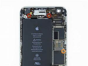 Iphone 6s Plus Motherboard Diagram