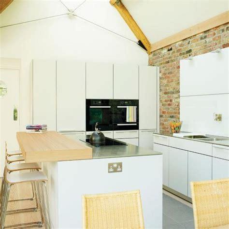 exposed brick kitchen 15 cool kitchen design with exposed brick walls rilane